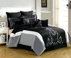 black white silver bedding sets interior bedding teal and black sets staggering photos concept gold cal