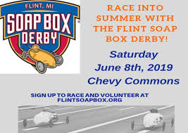 Image result for flint soap box derby