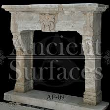 antique stone fireplace mantels. a unique collection of antique stone fireplace mantles by ancient mantels c
