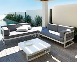Outdoor Lounge Pontoon Outdoor Modular Setting Configure To Suit Your Space