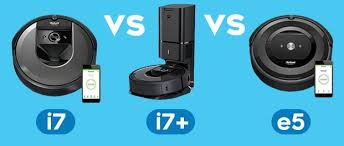 Roomba I7 Vs I7 Vs E5 October 2019 Update Modern Castle