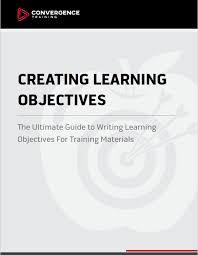 On Job Training Objectives How To Create An Effective Training Program 8 Steps To Success