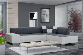 living room ideas grey small interior: catchy modern grey living room charming white sectional sofa decor