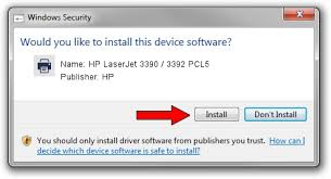 Install the latest driver for hp laserjet 3390. Download And Install Hp Hp Laserjet 3390 3392 Pcl5 Driver Id 1797245