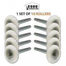 garage door roller replacement cost what is the cost of