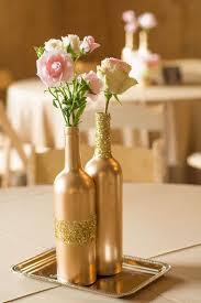 Fabulous DIY Wine Bottle Wedding Centerpieces 8 Diy Ideas Of Wine Bottles  Wedding Centerpiece Weddceremony