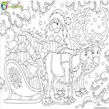 Kerst Kleurplaten Voor Volwassenen Tropicalweather