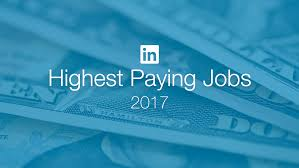 best job in the medical field highest paying jobs in america based on linkedin salary data