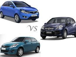 new launched car zestComparison Tata Zest Vs Honda Amaze Vs Maruti Swift DZire Compare