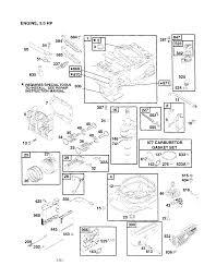 briggs stratton engine parts model sears partsdirect find part by diagram >