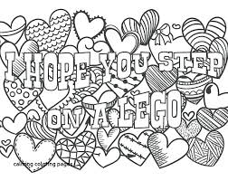 Calm The F Down Coloring Book Pages Plus Best Coloring Pages Images