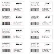 Microsoft Word Templates Labels Shipping Label Template Word Templates For Free Download