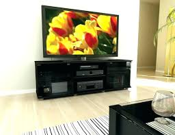 fireplace tv stand with soundbar entertainment furniture pacer