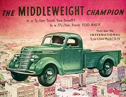 The Weight Game: Understanding Pickup Classes--And Where They Came ...