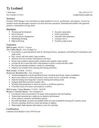 Shift Incharge Resume Sample Simple Shift Manager Resume Best Hourly Shift Manager Resume Example 5