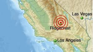 If the application does not load, try our legacy latest earthquakes application. California Shakes From 2nd Big Quake In 2 Days Earth Earthsky