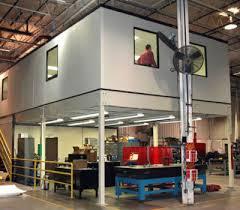 warehouse mezzanine modular office. Mezzanine Buildings Warehouse Modular Office I