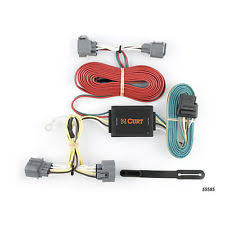 honda trailer wiring harness curt custom vehicle to trailer wiring harness 55585 for 06 14 honda ridgeline