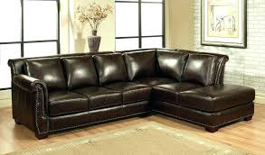 leather sofa by thomasville benjamin