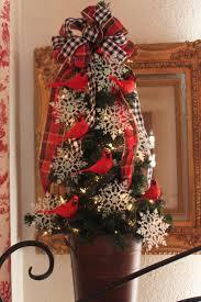 Plaid Christmas Tree 316 Best Holidaychristmas Trees Images On Pinterest Christmas