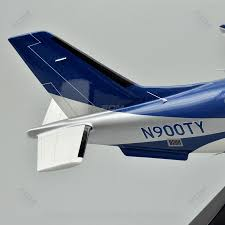 socata tbm 900 model with detailed interior