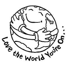 Small Picture Love the World You are On at Earth Day Coloring Sheet Batch Coloring