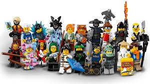 Studded Plate: The LEGO NINJAGO Movie Minifigures