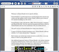 Professional Other Words Naturalreader Professional 16 Free Download