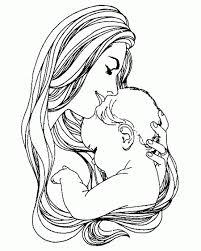 Festa Della Mamma Tanti Disegni Da Colorare E Regalare Alla Mamma
