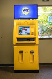 Vending Machine License California Best DMV Now Self Service Terminals Expand To Retail Locations In The Los