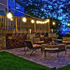 Solar Garden Lights Ebay 12 99 Aud Solar Powered Retro Bulb Wire String Lights For