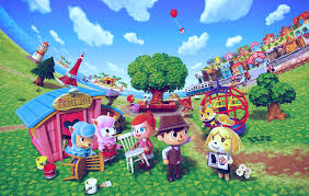 where are you on the video game violence spectrum animal crossing new leaf