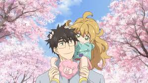 It was a character trait like maika's (from blends anime) sadistic gaze that scared everyone. Anime Series Like Sweetness And Lightning Recommend Me Anime
