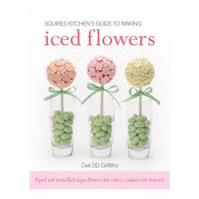 guide making kitchen: squires kitchens guide to making iced flowers