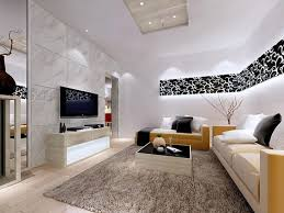 Modern Interior Living Room Designs Greet The Chinese New Year In A Living Room Decorated With Red