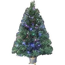Fiber Optic Christmas Decorations  EBaySmall Fiber Optic Christmas Tree Target