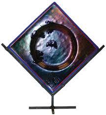 Display Stands Brisbane Fusing Glass Stained Glass Dichroic Decorative Architectural 42