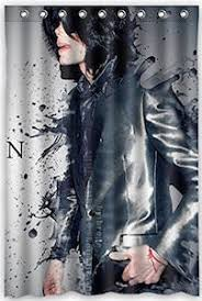 Micheal Jackson Shower Curtain Michael Archives - CELEBRITHINGS
