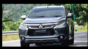 2018 Mitsubishi Pajero Sport Detailed Specifications & Test Drive ...