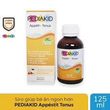 Pediakid - Siro kích thích ăn ngon - Pháp 125ml