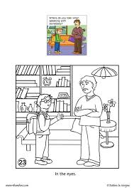 Small Picture Good manners coloring pages Hellokidscom
