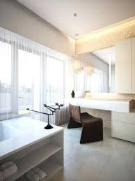 bathroom remodel idea. Bathroom Ideas Modern Small Remodel Idea Incorporating Large Windows Design Spaces
