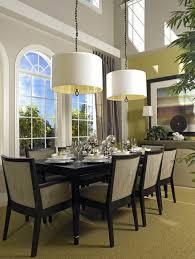 Dining Room Contemporary Dining Room Decorating Ideas Dining - Dining room lighting trends
