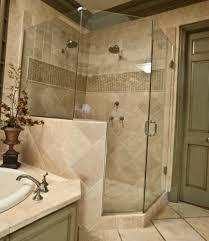 Great Bathroom Design And Decoration With Various Shower Wall Design : Cool  Picture Of Bathroom Decoration