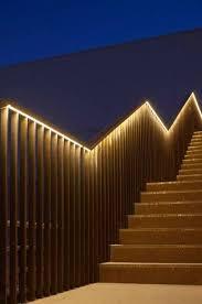 Genialespropuestasdeiluminacionexteriordecasas40 Lighting Impressive Basement Lighting Design Exterior