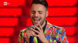 Raffaele Renda | Ti sento | Sanremo Young 23-2-2018