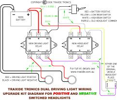 1997 pajero wiring of relay for spotlights @ exploroz forum spotlight wiring diagram with relay img src=\