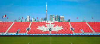 Bmo Field Detailed Seating Chart Bmo Field Stadium Toronto F C Football Tripper