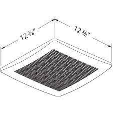 delta breez signature 110 cfm ceiling humidity sensing
