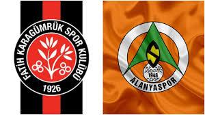 Fatih Karagümrük - Alanyaspor maçı saat kaçta?